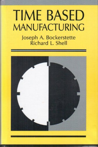 9780070063075: Time Based Manufacturing