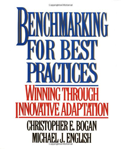 9780070063754: Benchmarking for Best Practices: Winning Through Innovative Adaptation
