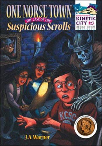 9780070063877: One Norse Town: The Case of the Suspicious Scrolls (Kinetic City Super Crew)