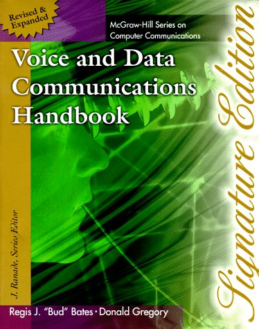 9780070063969: Voice and Data Communications Handbook (McGraw-Hill Series on Computer Communications)
