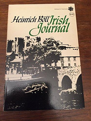 9780070064058: Irish Journal.