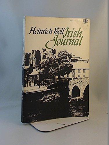 9780070064157: Irish Journal. (McGraw-Hill Paperbacks)