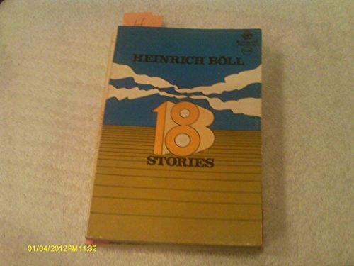 9780070064164: 18 Stories Sc