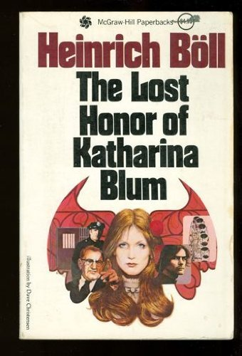 9780070064294: Lost Honor of Katharina Blum