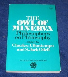 9780070064812: Owl of Minerva: Philosophers on Philosophy