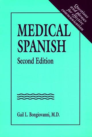 9780070064898: Medical Spanish