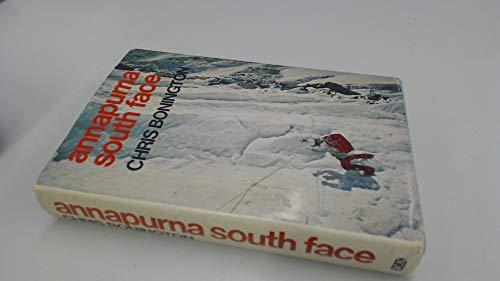 Annapurna South Face.: Chris Bonington .
