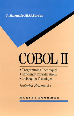 9780070065338: COBOL II: Programming Techniques, Efficiency Considerations, Debugging Techniques (IBM McGraw-Hill Series)