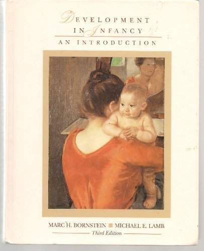 9780070065529: Development in Infancy: An Introduction