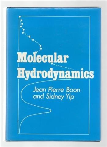 9780070065604: Molecular Hydrodynamics
