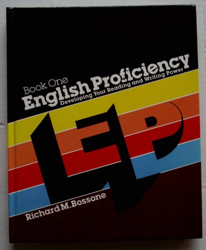 9780070065895: English Proficiency