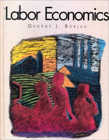 9780070065970: Labor Economics