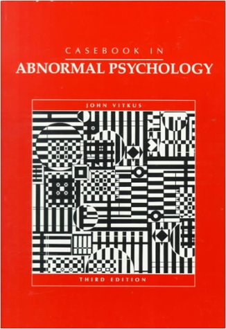 9780070066168: Casebook in Abnormal Psychology