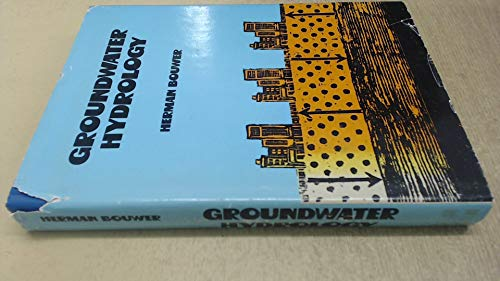 9780070067158: Groundwater Hydrology (McGraw-Hill Series in Water Resources and Environmental Engineering Series)