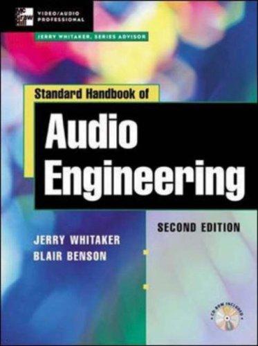 9780070067172: Standard Handbook of Audio Engineering