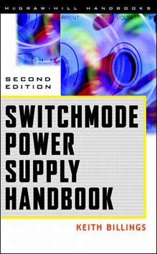 9780070067196: Switchmode Power Supply Handbook (McGraw-Hill Eletronics Handbooks)