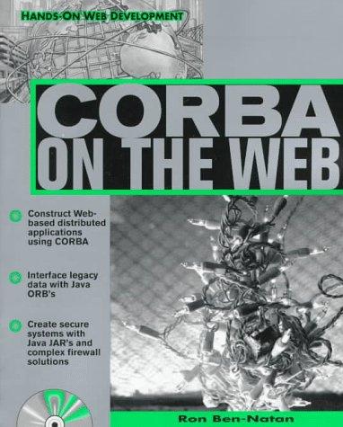 9780070067240: Corba on the Web (Hands-on Web Development)