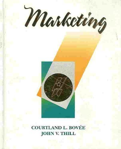 9780070067349: Marketing (Mcgraw-Hill Series in Marketing)