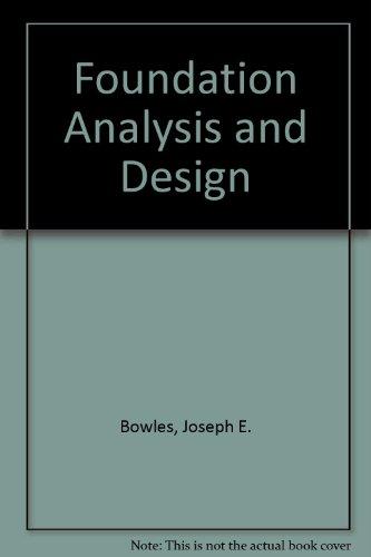 9780070067493: Foundation Analysis and Design