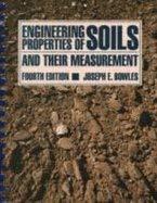 9780070067523: Engineering Properties of Soils and Their Measurement