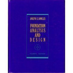 9780070067776: Foundation Analysis & Design: Solutions Manual