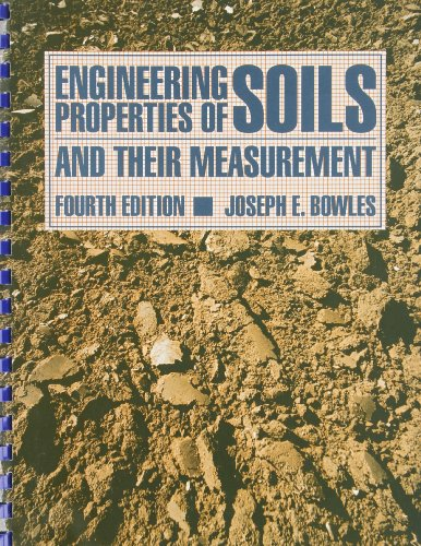 9780070067783: Engineering Properties of Soils and Their Measurement