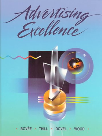 9780070068476: Advertising Excellence (Mcgraw Hill Series in Marketing)
