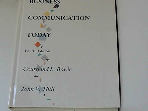 9780070068766: Business Communication Today