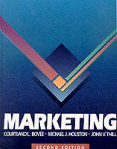 9780070068797: Marketing (Mcgraw Hill Series in Marketing)
