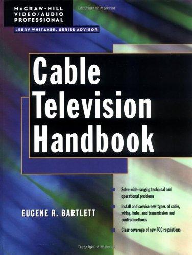 9780070068919: Cable Television Handbook