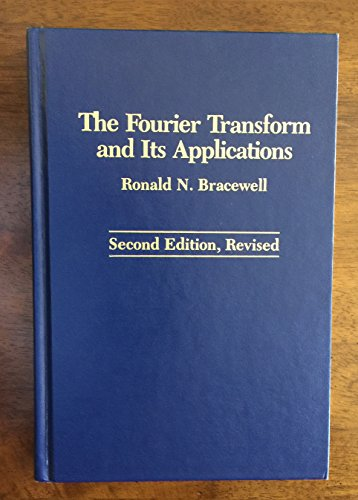 9780070070158: The Fourier Transform and Its Applications