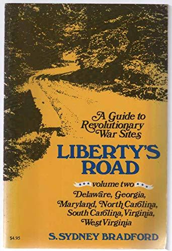 9780070070615: Liberty's Road