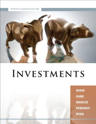 9780070071704: Investments, 7th Canadian edition