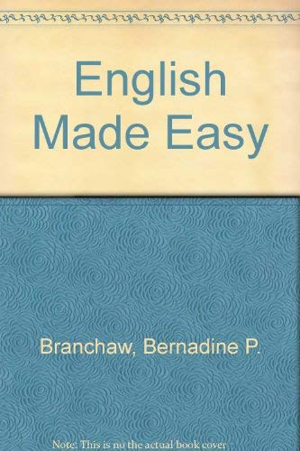 9780070071711: English Made Easy