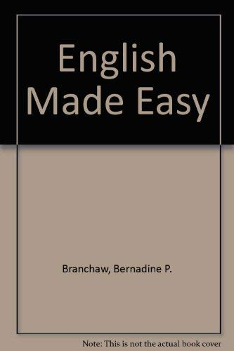 9780070071742: English Made Easy