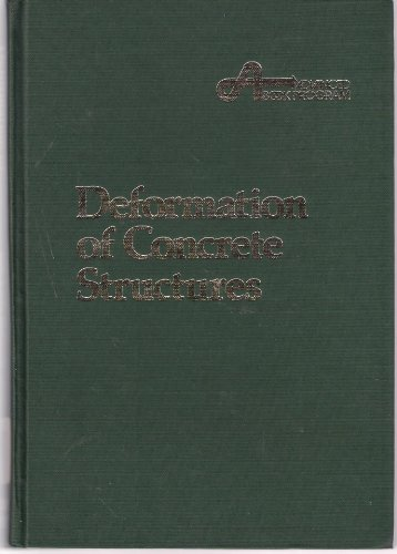 9780070072404: Deformation of Concrete Structures