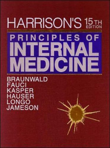 9780070072725: Harrison's Principles of Internal Medicine