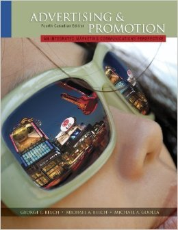 9780070073388: Advertising & Promotion (Fourth Canadian Edition)