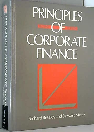 9780070073838: Principles of corporate finance (McGraw-Hill series in finance)