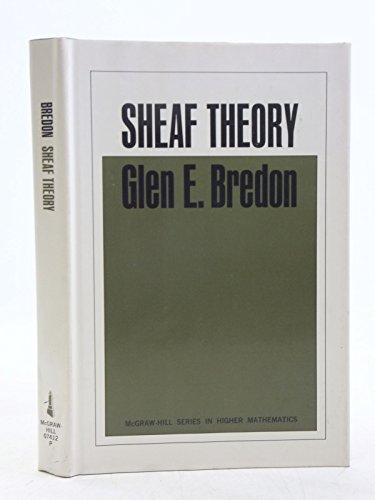 9780070074125: Sheaf Theory.
