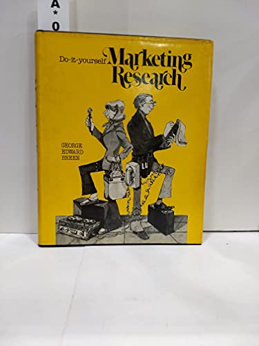 9780070074453: Do-it-yourself Marketing Research