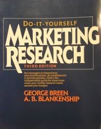 9780070074514: Do-It-Yourself Marketing Research