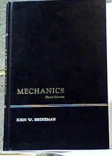 9780070075382: Mechanics