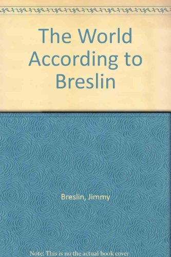 9780070076495: The World According to Breslin