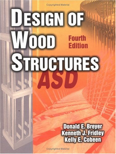 9780070077164: Design of Wood Structures - ASD