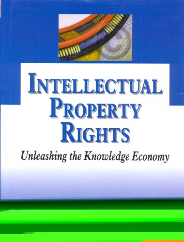 9780070077171: INTELLECTUAL PROPERTY RIGHTS: UNLEASHING THE KNOWLEDGE ECONOMY