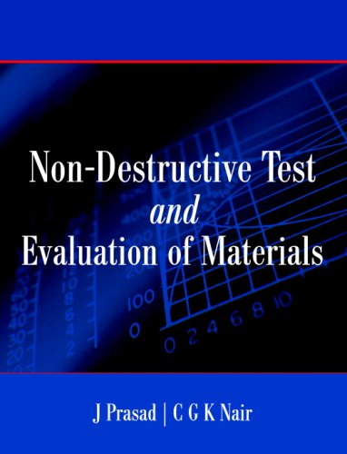9780070077461: Non-Destructive Test and Evaluation of Materials