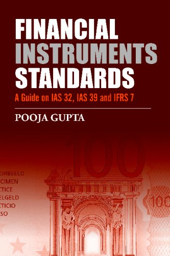 9780070077874: Financial Instruments Standards: A Guide on IAS 32, IAS 39 and IFRS 7