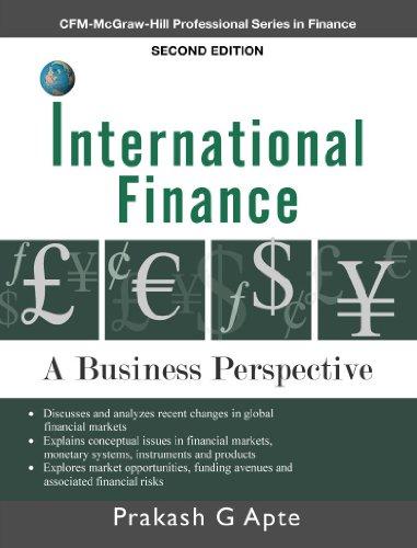 9780070077904: International Finance
