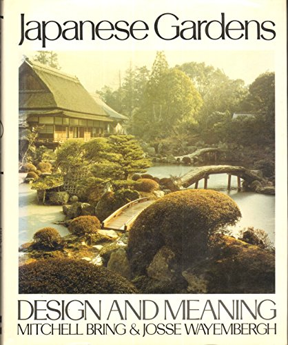 9780070078253: Japanese Gardens: Design and Meaning